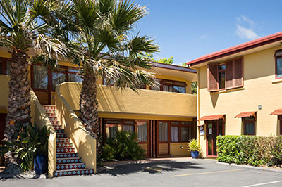 Apartments Paradiso - Nelson Corporate Travellers Motel
